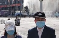 Arrival at Shanghai Pudong during Corona Virus Outbreak